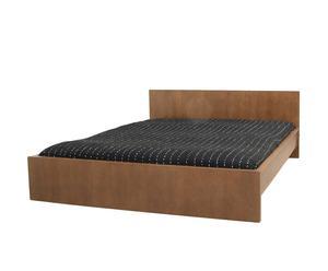 "Rama łóżka ""Pine"" szer.180 cm, naturalna"