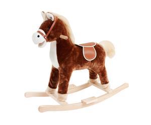 """Koń na biegunach """"Cowboy"""""""