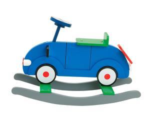Samochodzik na biegunach