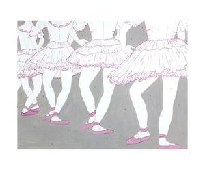 """Obraz akrylowy """"Baletnice"""""""