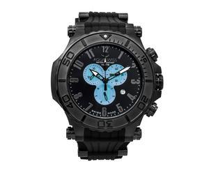 """Zegarek męski """"Bolt XG"""", czarno-niebieski"""