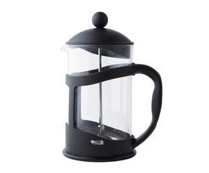 """Zaparzacz do kawy/herbaty """"Clear & Black"""""""