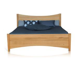 "Rama łóżka ""MAX12"", projekt: Wayne Maxwell"