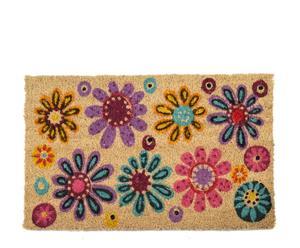 """Wycieraczka """"Colorful Flowers"""""""