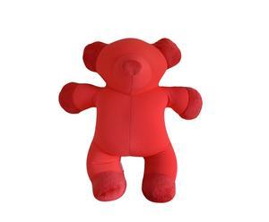"""Maskotka """"Pooky Bear"""", czerwona"""