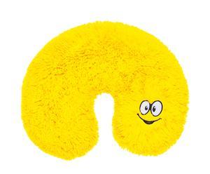"Poduszka podróżna ""Flausy"", żółta"