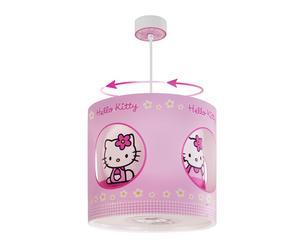 """Lampa wisząca z obrotowym kloszem """"Hello Kitty"""""""