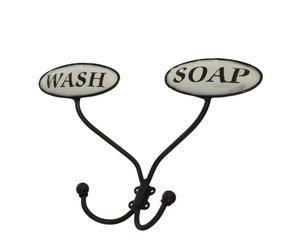 """Wieszak """"Wash & Soap"""""""