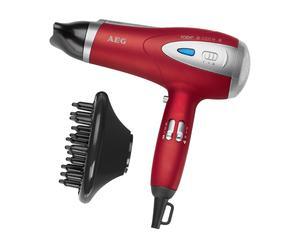 Suszarka do włosów HTD 5584, czerwona