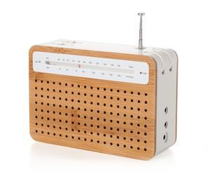 "Radio ""Safe"", brązowe"