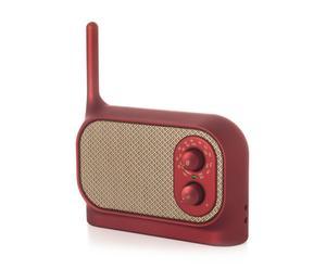 """Radio """"Mezzo"""", czerwone"""