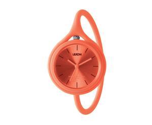 """Zegarek """"Take Time"""", pomarańczowy"""