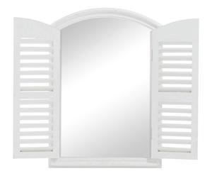"""Lustro dekoracyjne """"White Mirror"""", 50 x 70 cm"""