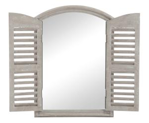 "Lustro dekoracyjne ""Taupe Mirror"", 50 x 70 cm"