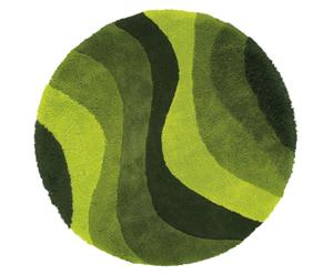 "Dywan ""Dynamic"", zielony"