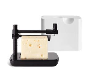 """Krajalnica do sera """"Cremoso"""" wym. 15 x 9 x 12 cm, biała"""