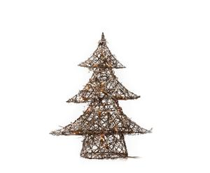 "Choinka z lampkami ""Christmas"""