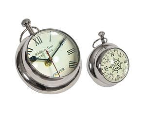 """Dwustronny zegarek """"Gabinet"""""""