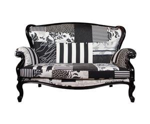"""Sofa """"Black & White"""""""