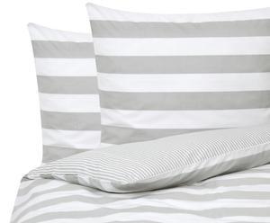 """Posteľná bielizeň """"Stripe Grey"""", 200 cm x 200 cm"""