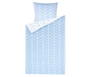 """Posteľná bielizeň """"Arrow Blue"""", 220 x 160 cm"""