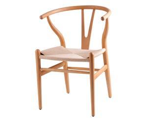 """Krzesło """"Aethelberht"""", 52 x 55 x 76 cm"""