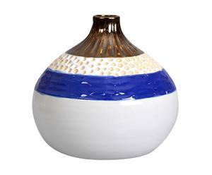 "Keramická váza ""Bustla\'"", Ø 24, výš. 22 cm"