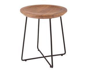 """Konferenčný stolík """"Aviva"""", Ø 40, výš. 45 cm"""