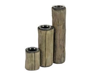 """Svietnik """"Woods II"""", 10 x 24 x 30 cm"""
