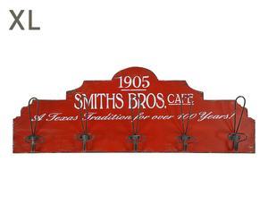 """Nástenný vešiak """"Bros Cafe"""", 10 x 71 x 25,5 cm"""