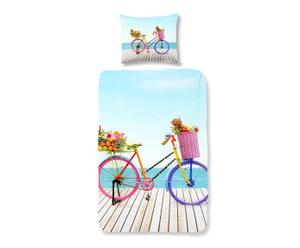 """Posteľná bielizeň """"Bicycle III"""", 140 cm x 200/220 cm"""
