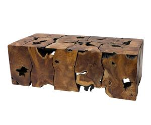 "Konferenčný stolík ""Hazel"", 60 x 120 x 40 cm"