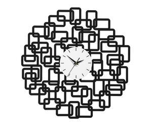 """Nástenné hodiny """"Squares"""", Ø 55 x 4 cm"""