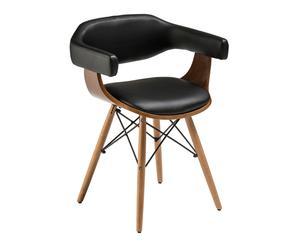 """Stolička """"Borden Black"""", 45 x 52 x 68 cm"""