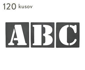 """Nástenná dekorácia """"ABC"""""""
