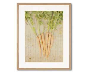 "Nástenná dekorácia ""Carrots"""
