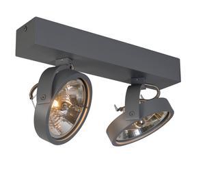"Bodové osvetlenie ""Spot Go Grey II"""