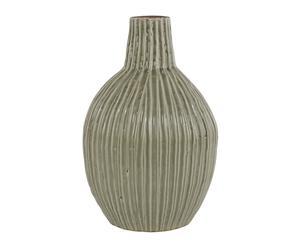 """Váza """"Mexico Grey"""", ø 7, výš. 36 cm"""