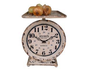 """Zegar dekoracyjny """"Marseille"""", 14 x 28 x 39 cm"""