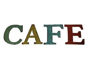 """Dekoracja ścienna """"Cafe"""", 32 x 32 cm"""