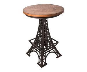"""Stołek barowy """"Eiffel"""", Ø 60, wys. 80 - 105 cm"""