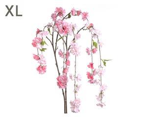 """Kvetinová dekorácia """"Cherry Tree"""", 130 cm"""