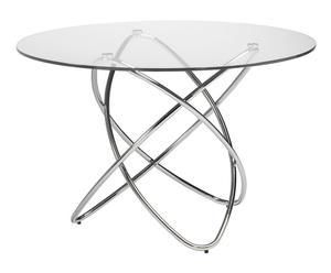 "Jedálenský stôl ""Sassari"", ø 130, výš. 75 cm"