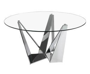 """Jedálenský stôl """"Pesaro"""", ø 150, výš. 75 cm"""