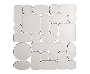 "Nástenné zrkadlo ""Ego"", 60 x 60 cm"