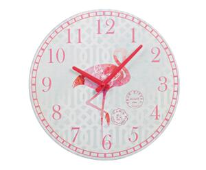 "Nástenné hodiny ""Muse"", ø 30, hr. 4 cm"