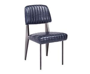 """Krzesło """"Nelly Blue"""", 59 x 60 x 84 cm"""