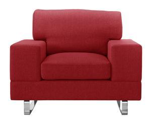"""Kreslo """"Dahlia Glamour Rouge"""", 112 x 94 x 89 cm"""