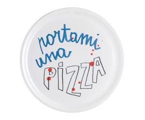 """Tanier na pizzu """"Portami una pizza"""", ø 31 cm"""