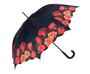 "Dáždnik ""Roses"", ø 100 x 88 cm"